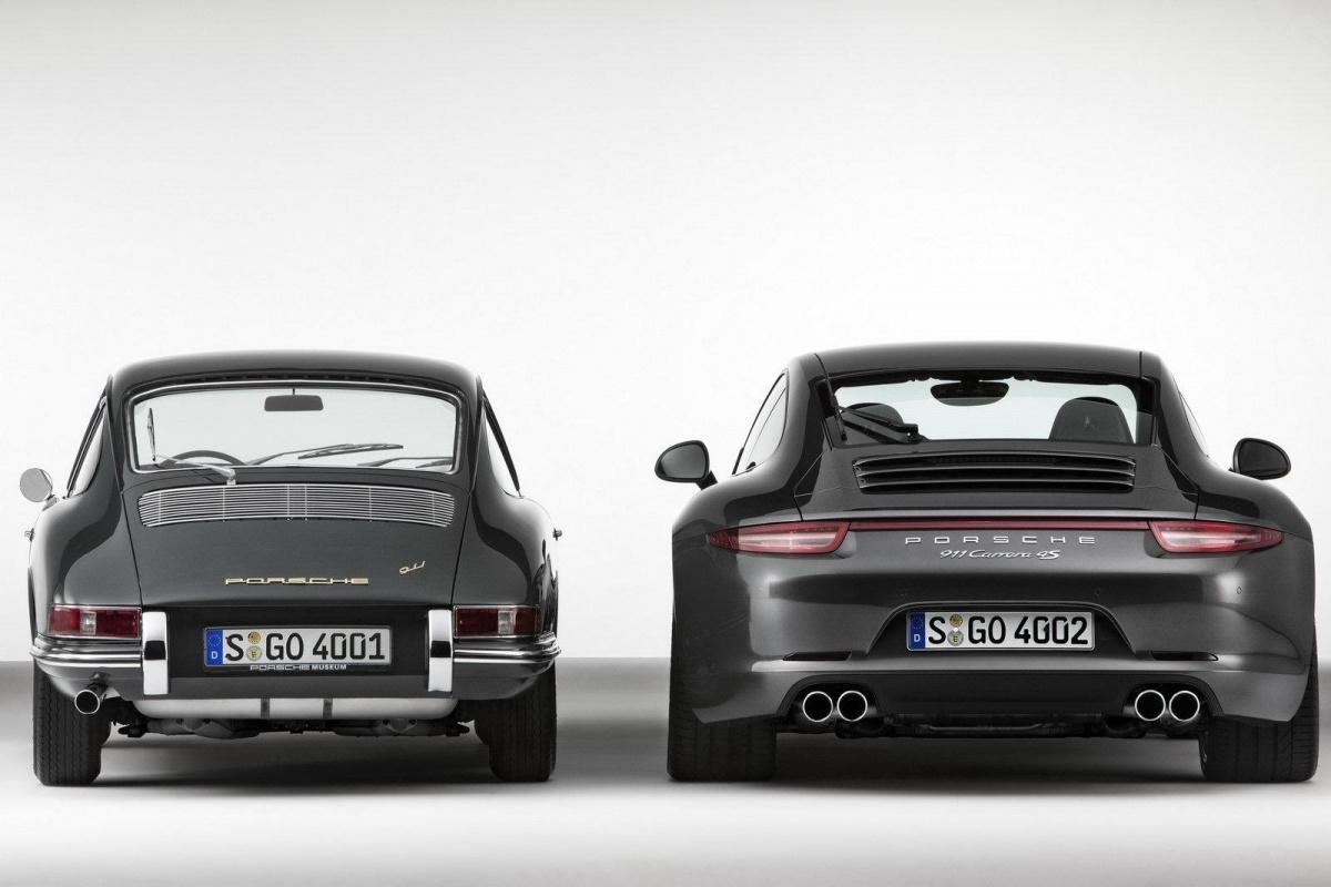 Porsche 911 1963 - 2013