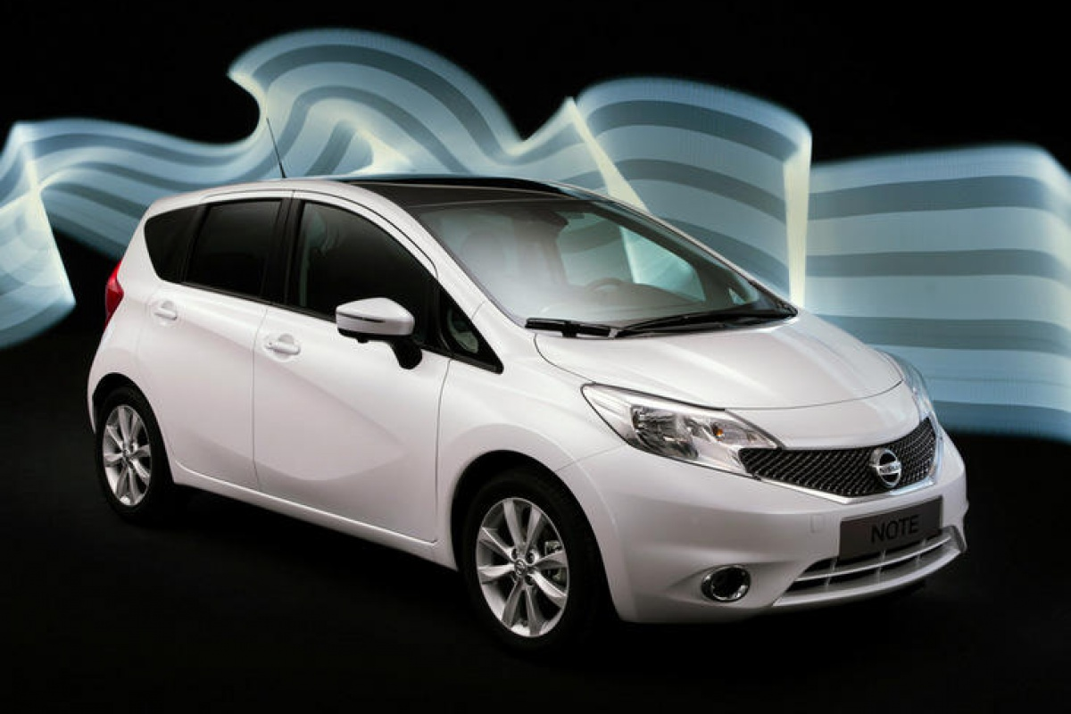Nissan Note MY2013