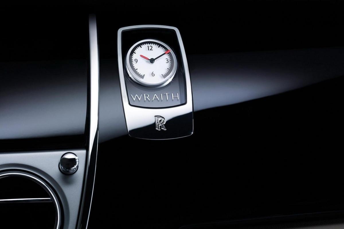 Rolls Royce Wraith Teasers