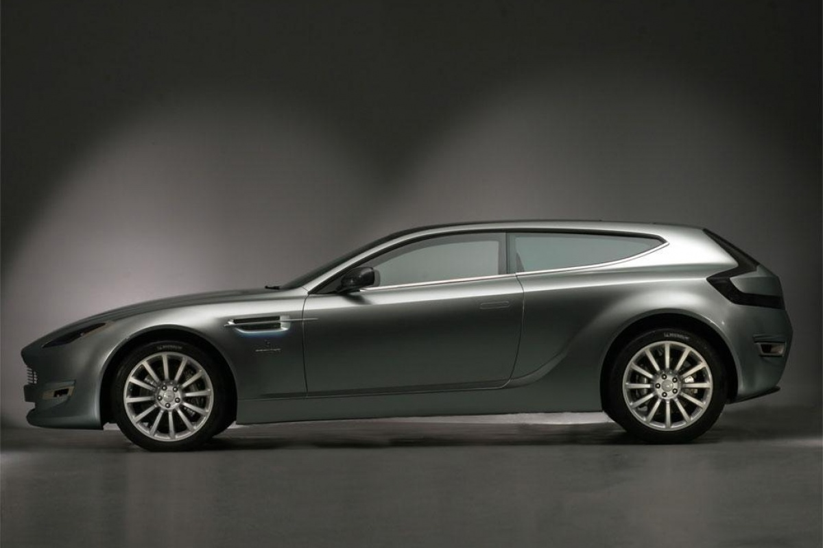 Aston Martin Rapide Shooting Brake Bertone