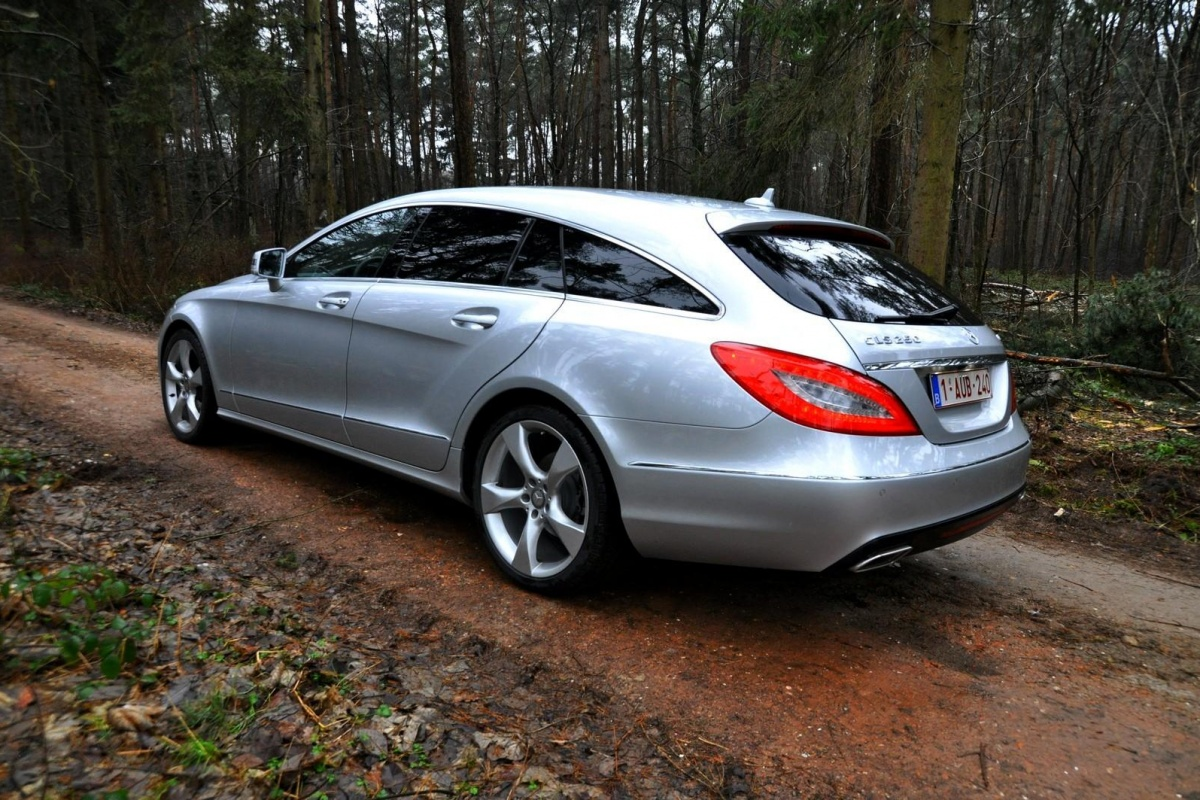 mercedes cls shooting brake 250 cdi tests. Black Bedroom Furniture Sets. Home Design Ideas
