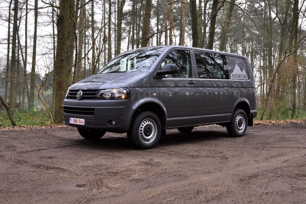 Vw Transporter Rockton 140pk Tests