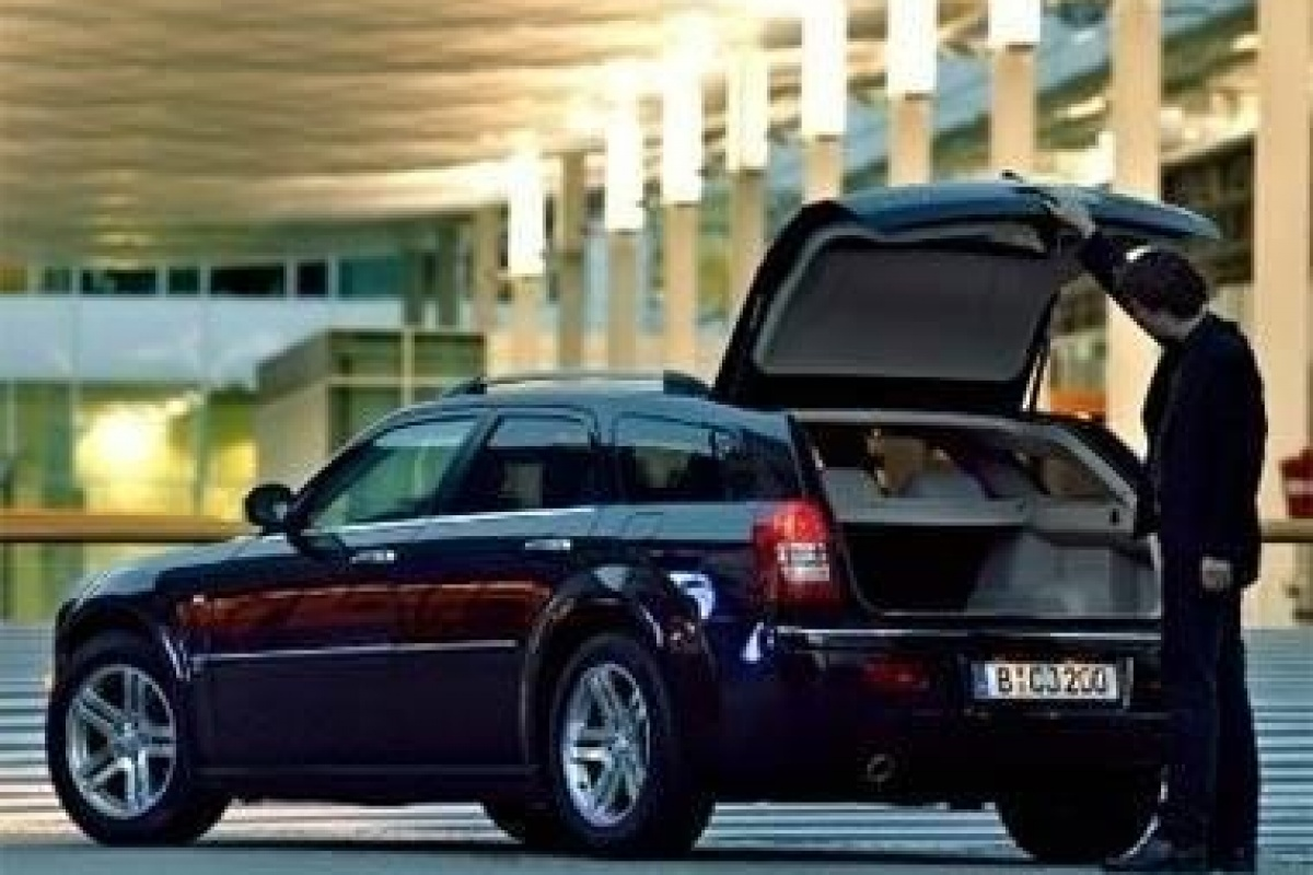 Volvo Xc60 Hybrid >> Chrysler 300C: en nu de break | Auto55.be | Nieuws