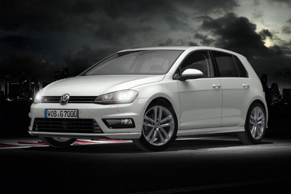 Volkswagen Golf R-Line MY2013