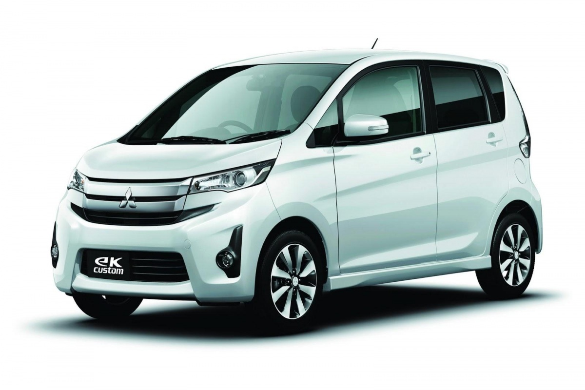 Mitsubishi & Nisssan Small Car Project