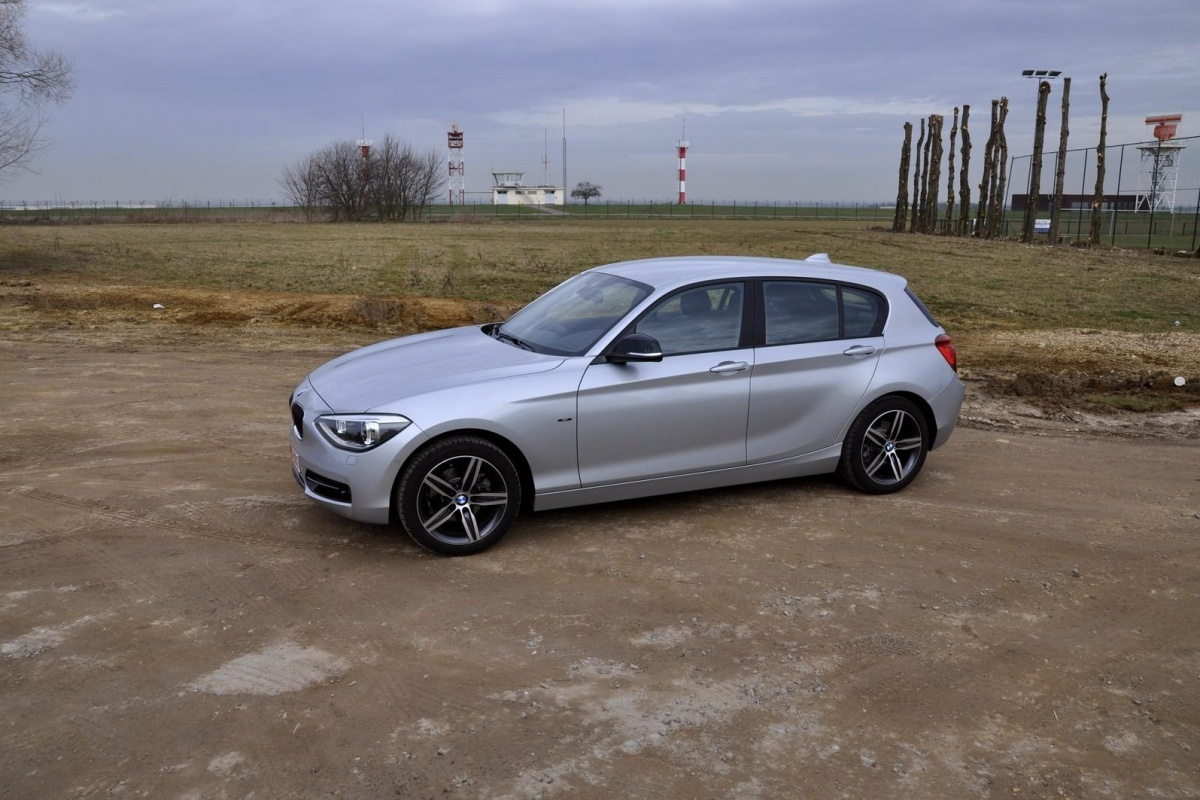 BMW 1 5d