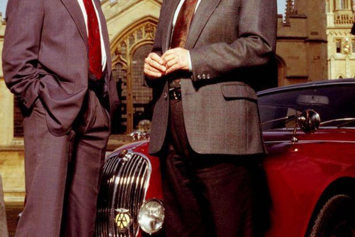 Inspector Morse (1987 - 2000)