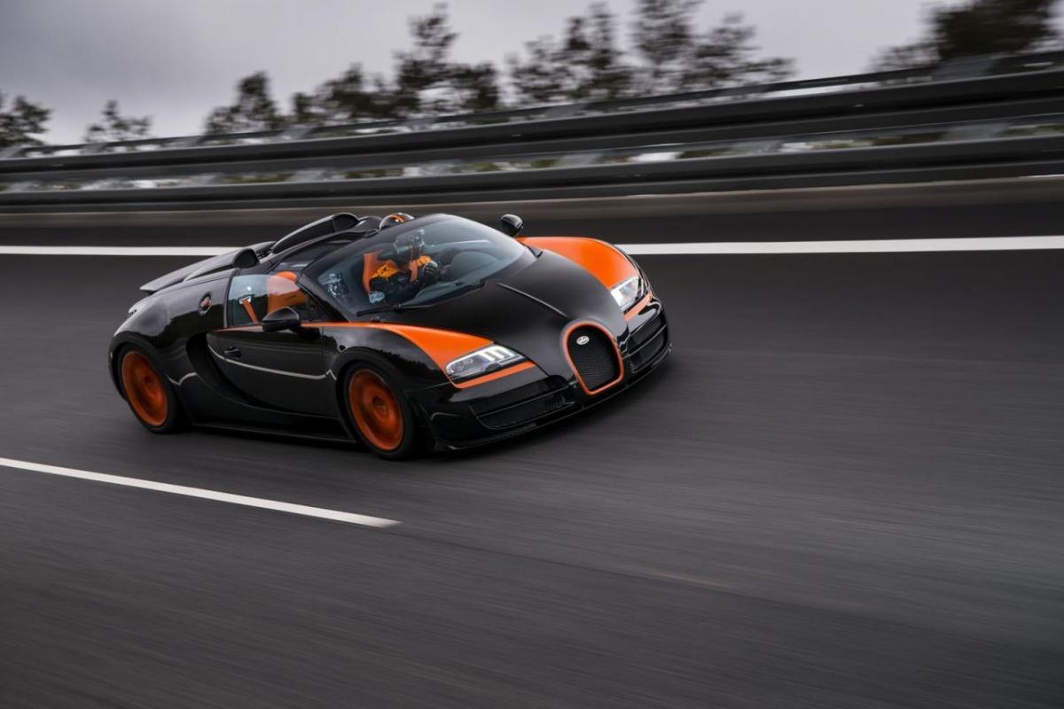 Bugatti Veyron Super Sports Vitesse WRC