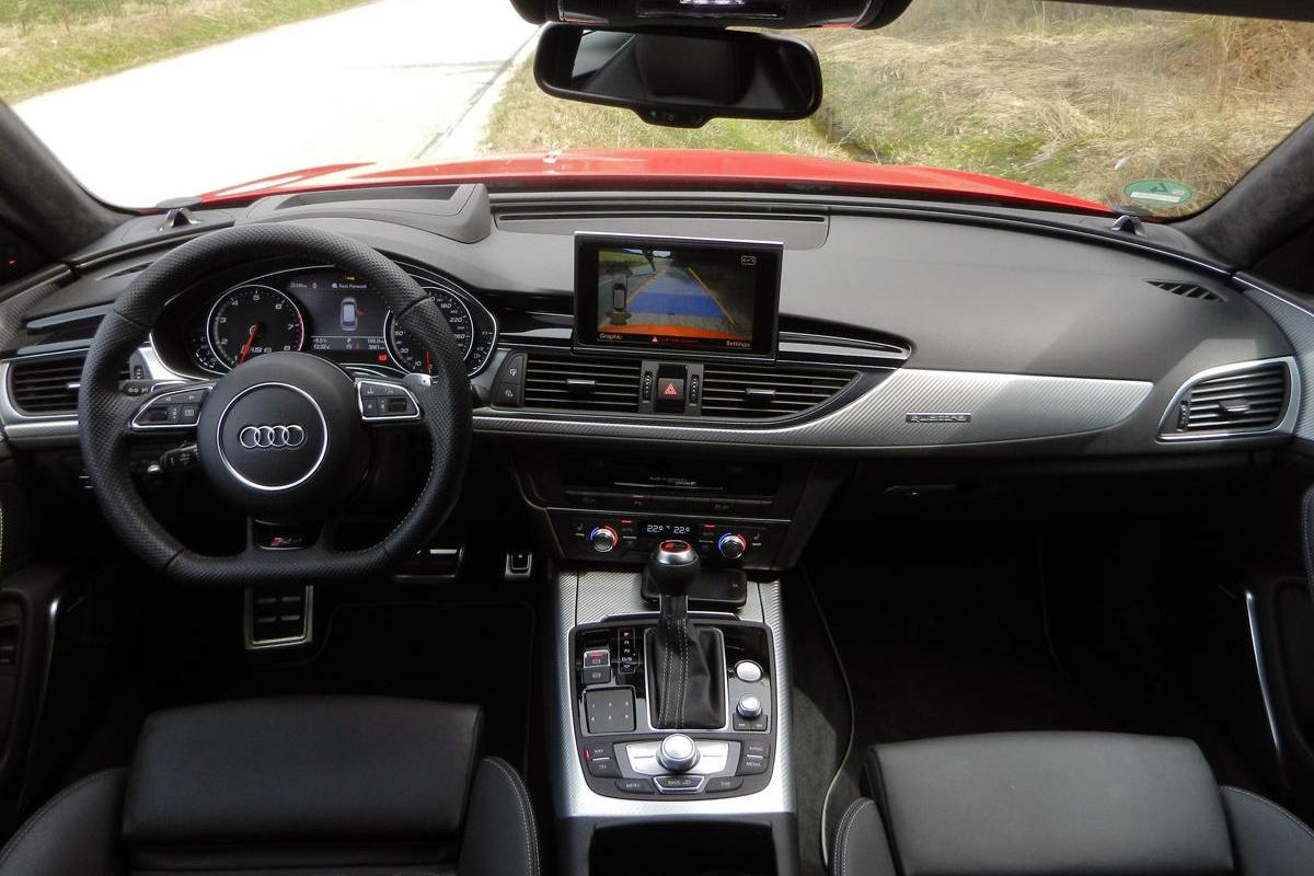 Audi RS6 Avant | Auto55.be | Tests