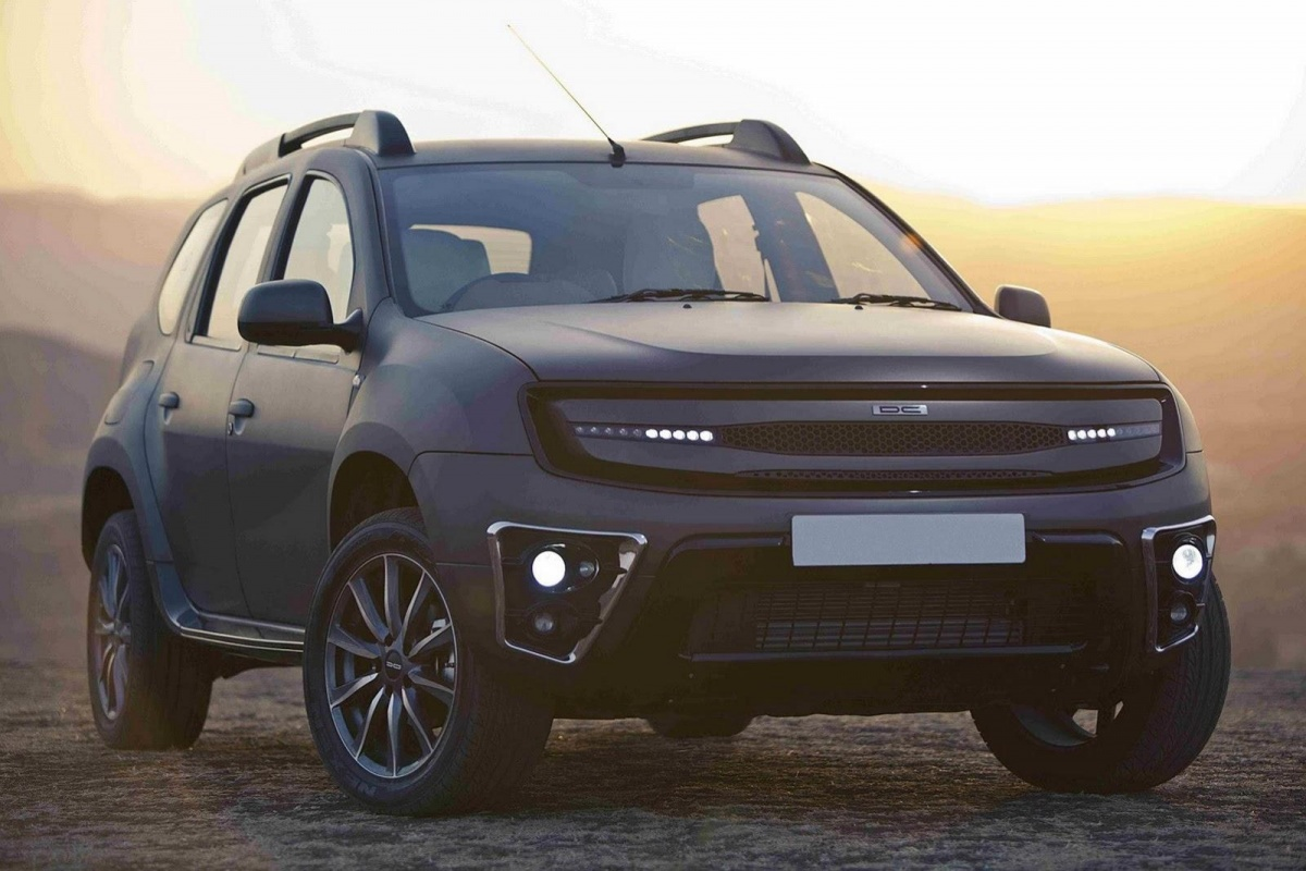 Dacia Duster by DC Design