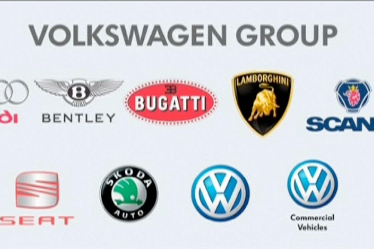 100 Volkswagen Group The New World Order Vw Group
