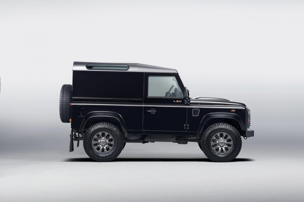 Land Rover Defender Lxv Auto55 Be