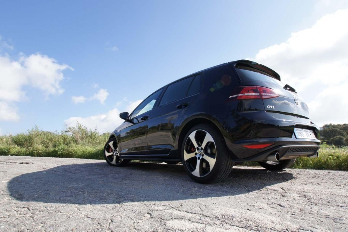 Vw Golf Gti Vii Performance Auto55 Be Tests