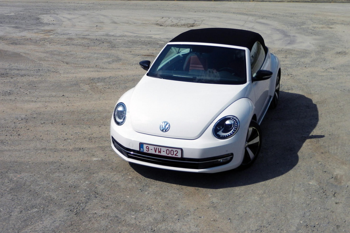vw beetle cabrio 1 4 tsi tests. Black Bedroom Furniture Sets. Home Design Ideas