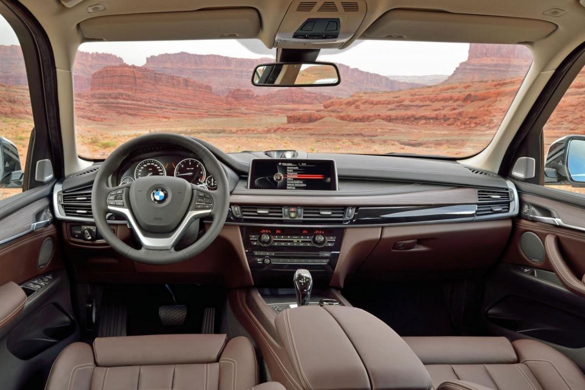 BMW X5 MY2014