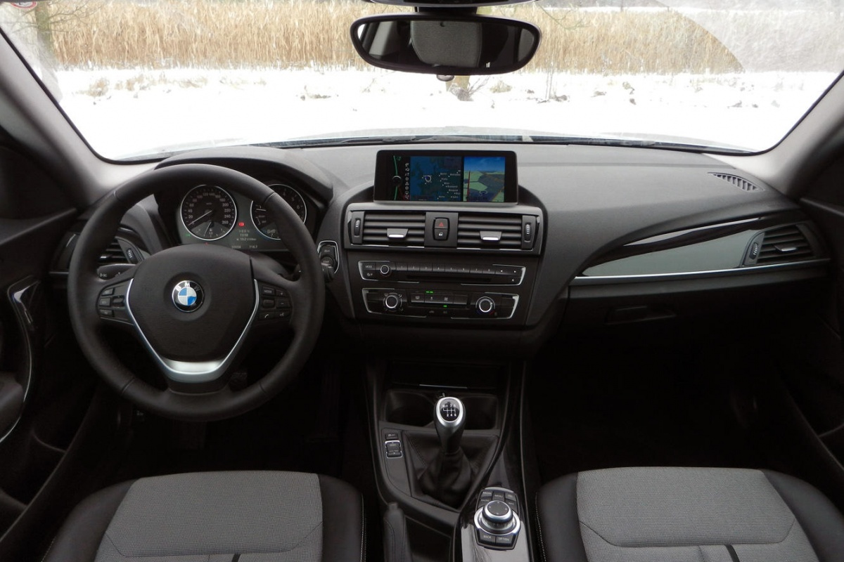 Bmw 114i Auto55 Be Tests