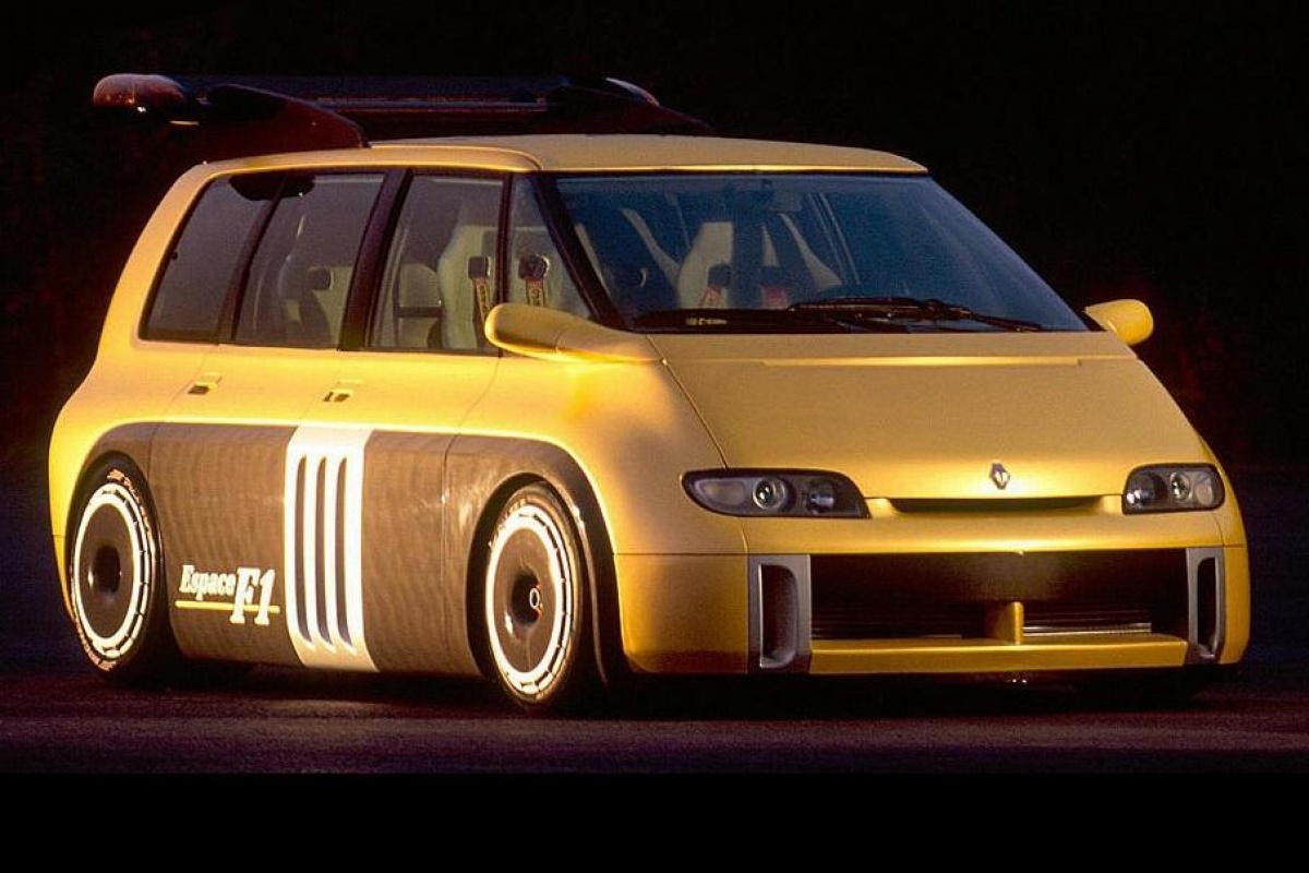 Renault Espace F Concept Image Sbox on 1994 Chrysler Voyager