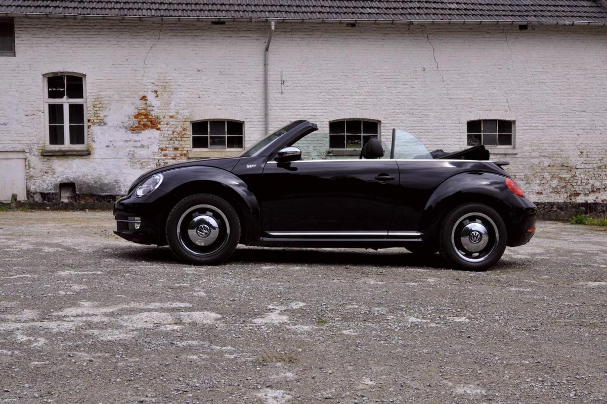 vw beetle cabrio 1 6 tdi tests. Black Bedroom Furniture Sets. Home Design Ideas