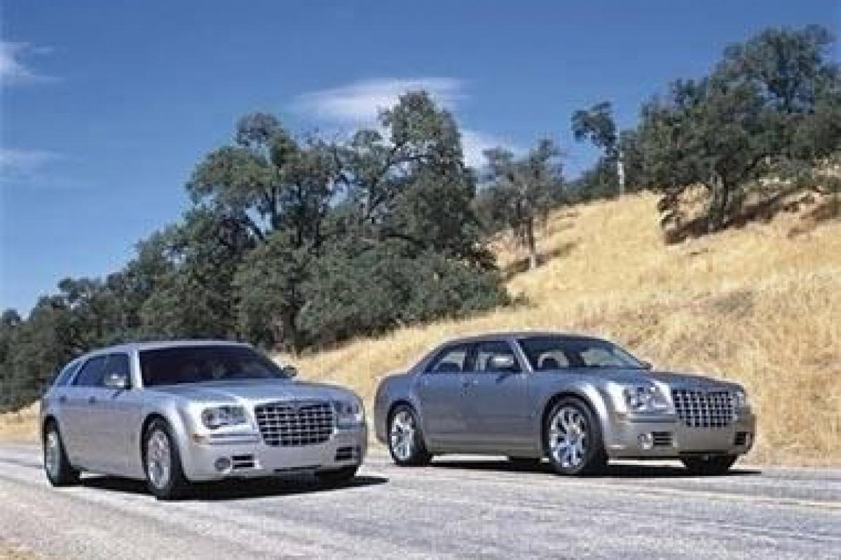 Chrysler 300c Touring Concept Auto55 Be Nieuws