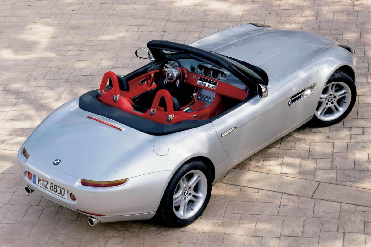 Bmw Z8 2000 2003 Auto55 Be Retro