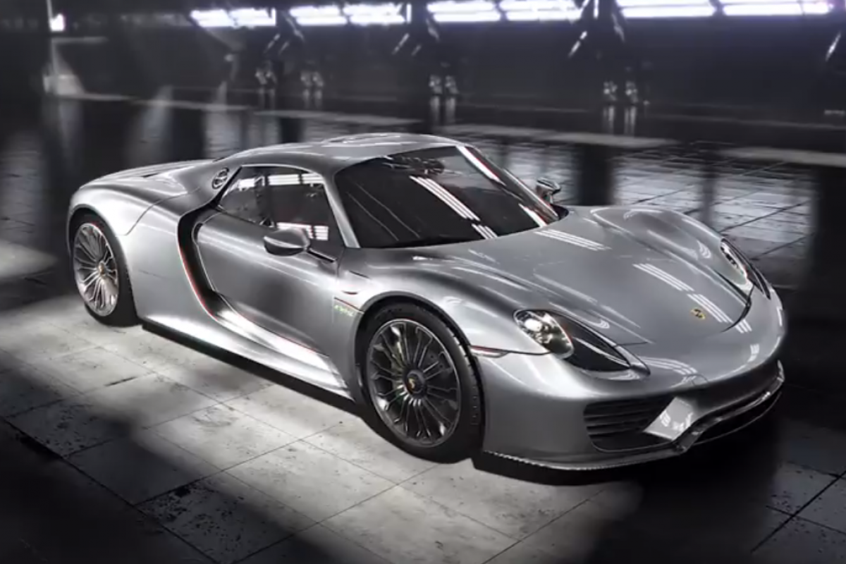les options les plus ch res de la porsche 918 spyder actualit. Black Bedroom Furniture Sets. Home Design Ideas