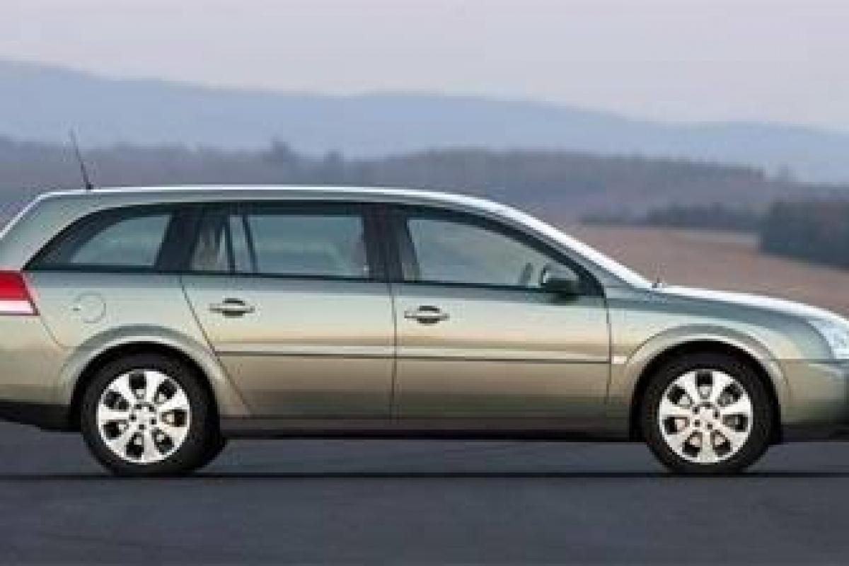 Opel vectra de break nieuws for Opel vectra c salonas