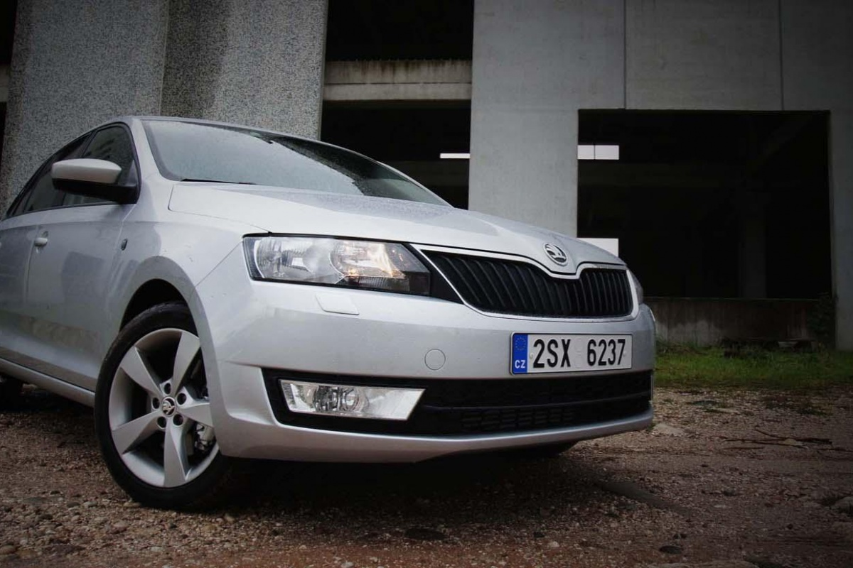 Skoda Rapid Spaceback 1.6 TDI 105