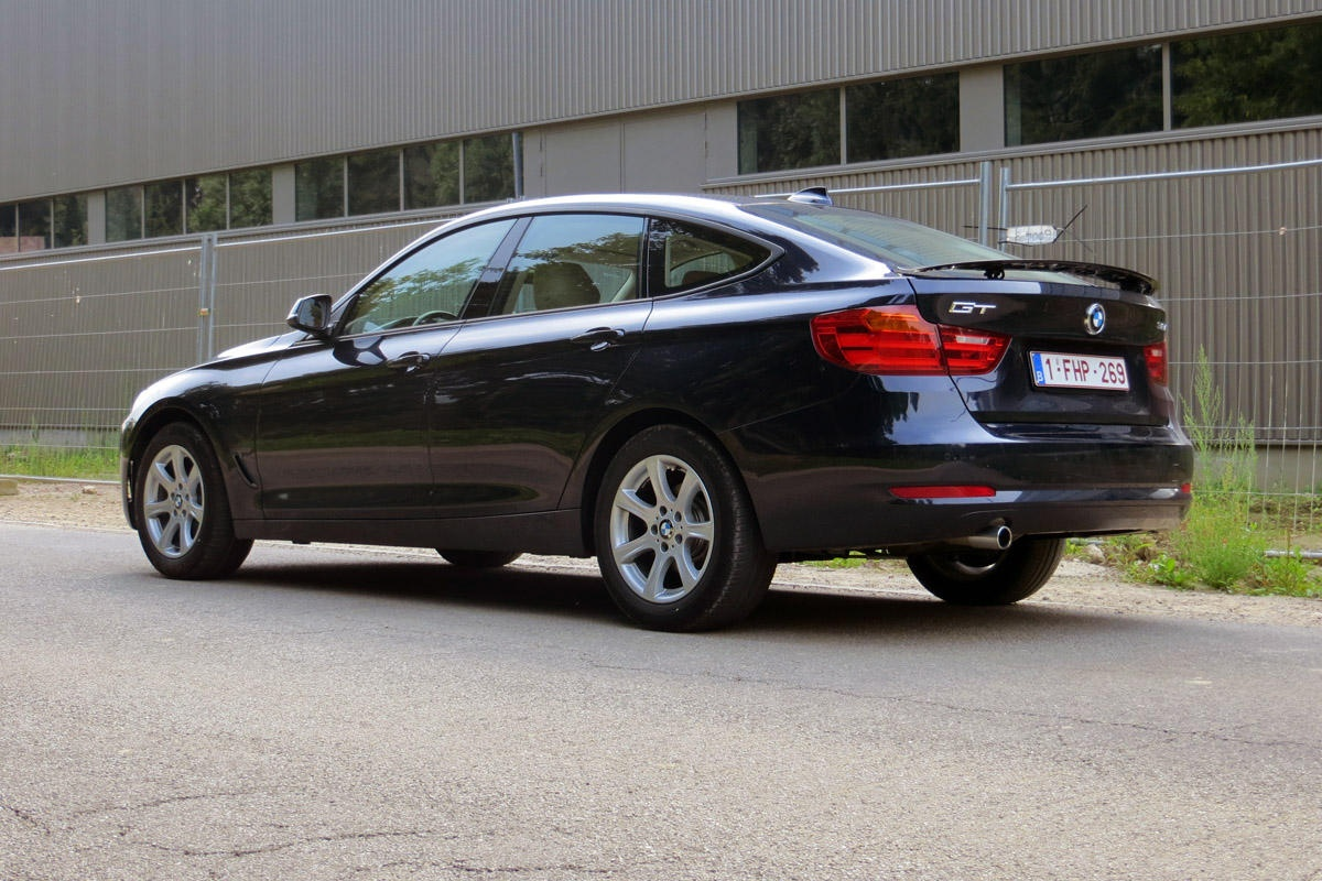 Bmw 318d Gt Auto55 Be Tests