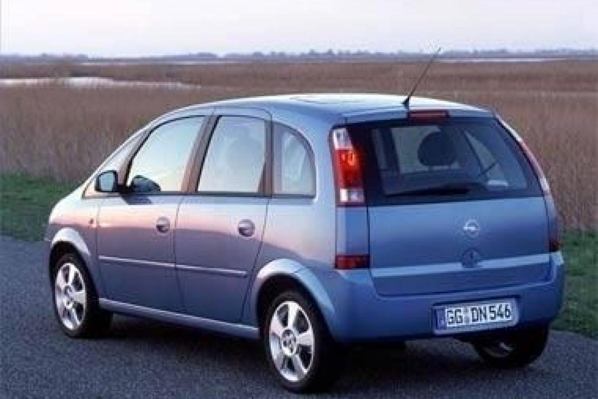 De Nieuwe Opel Meriva In Detail Auto55 Be Nieuws