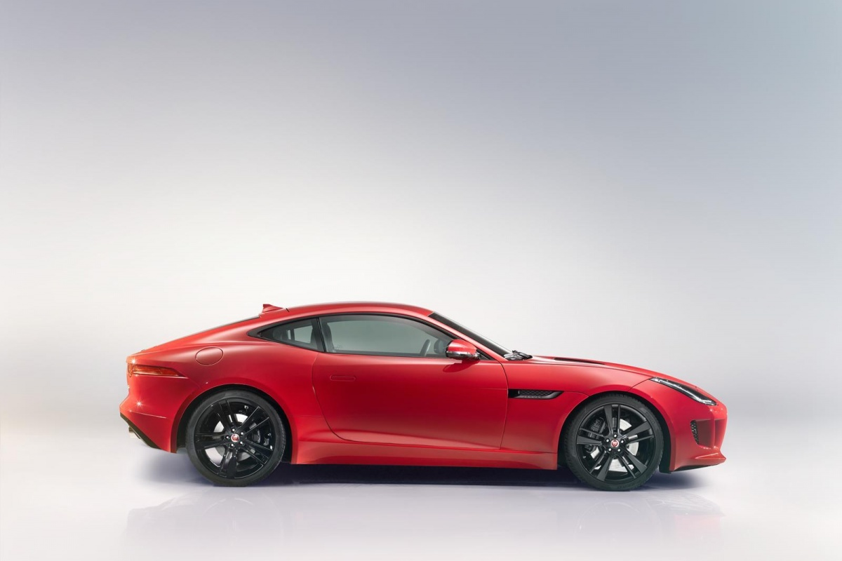 Jaguar F Type Coupe My2014 Auto55 Be