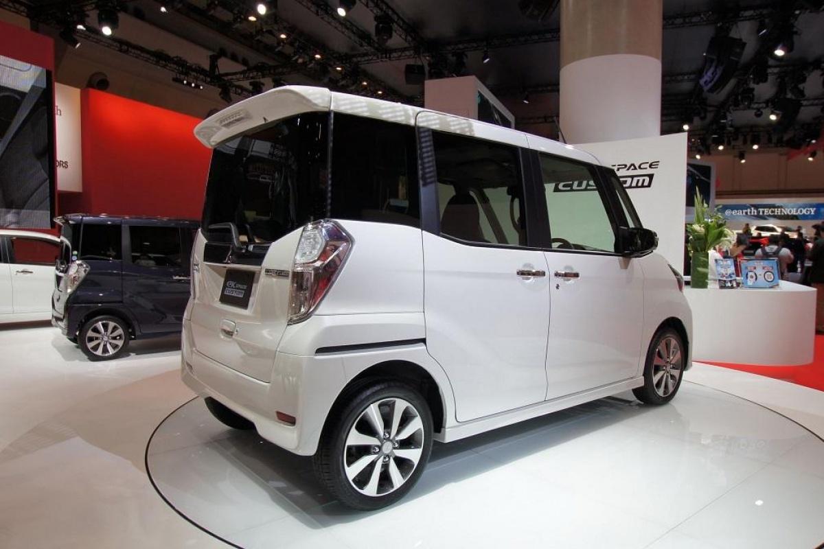 Mitsubishi @ Tokyo Motor Show 2013