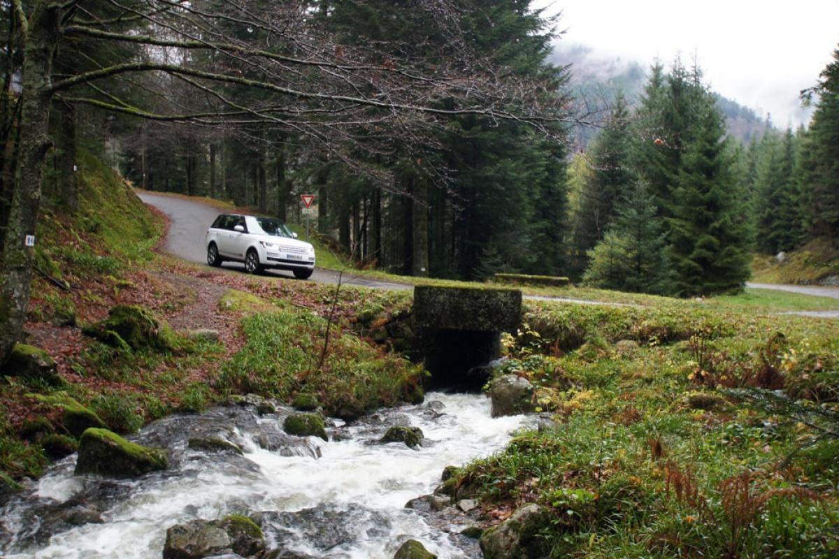 Range Rover Hybrid 2013