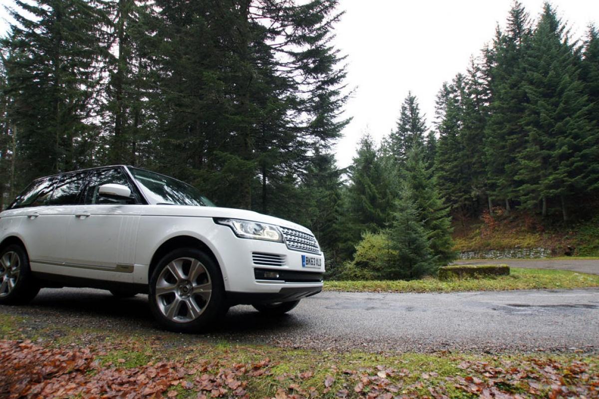 Range Rover Hybrid Auto55