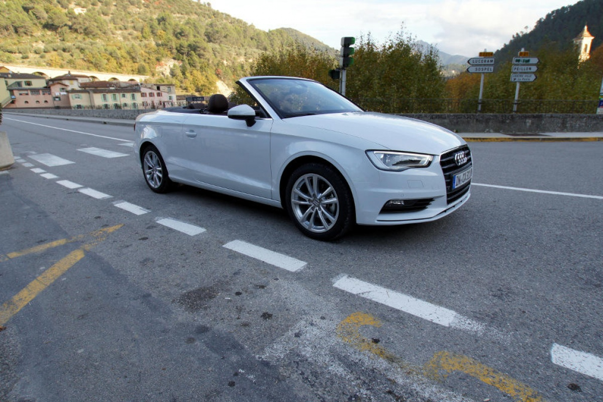 audi a3 cabrio 1 6 tdi tests. Black Bedroom Furniture Sets. Home Design Ideas