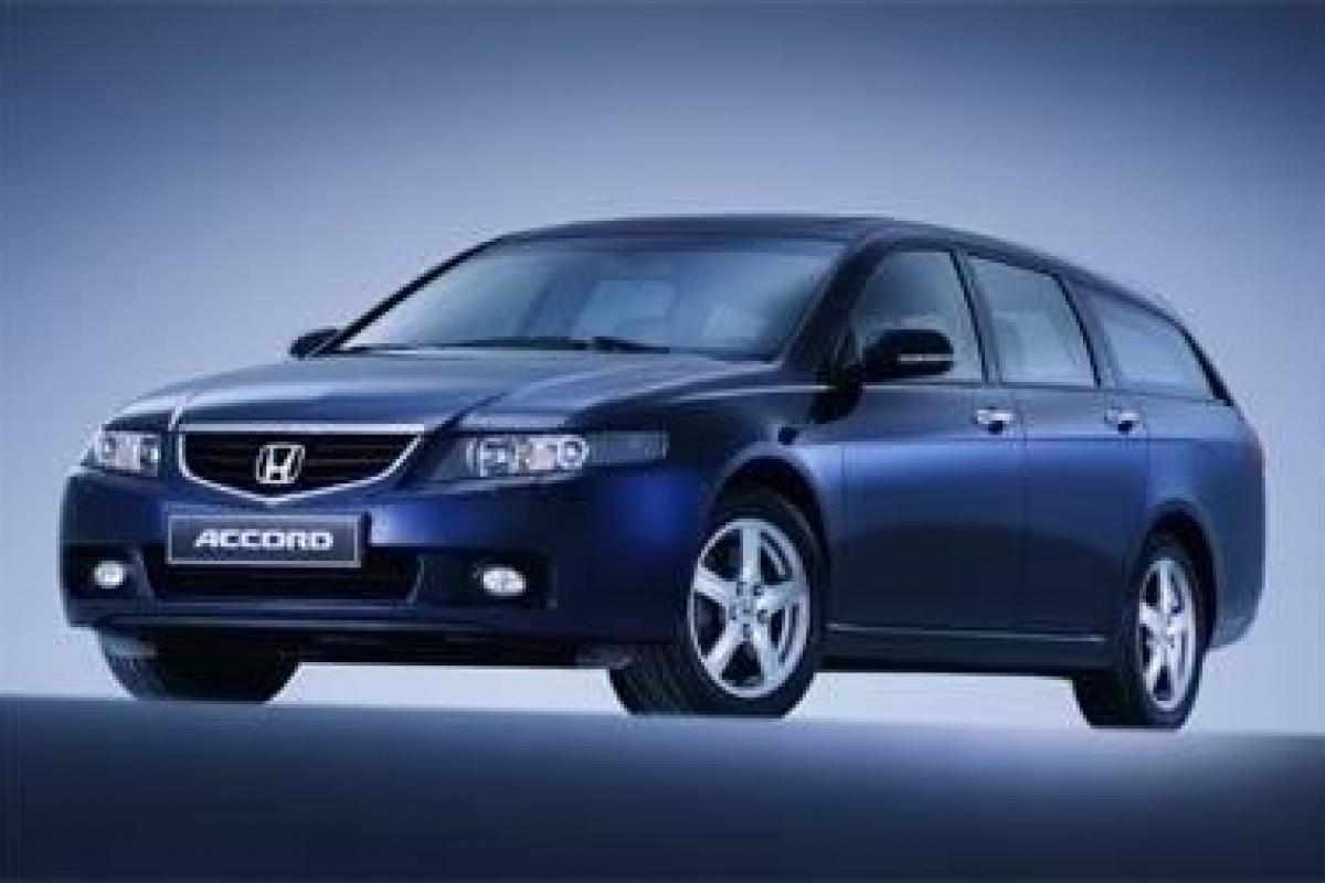 Honda Accord Tourer Auto55 Be Nieuws