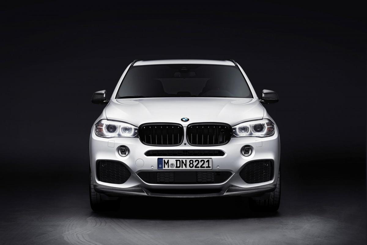 BMW X5 MY2014 M Performance Pack