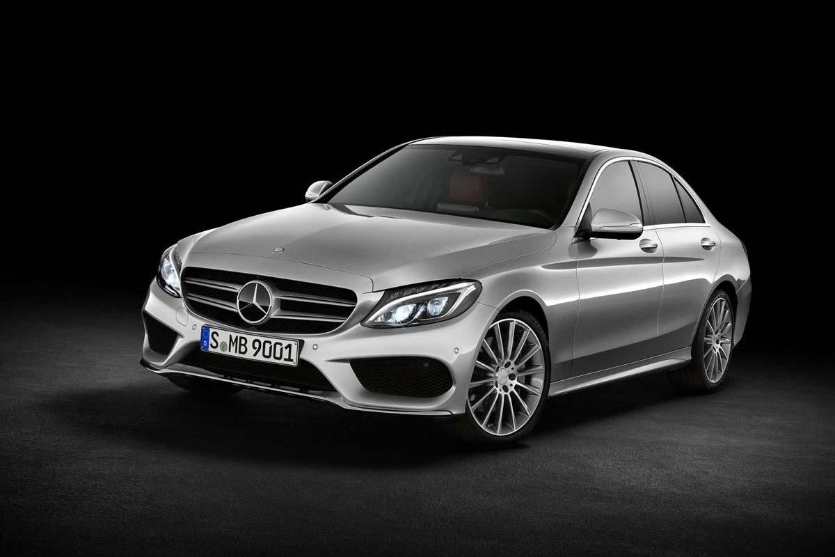 Mercedes C-Class MY2014
