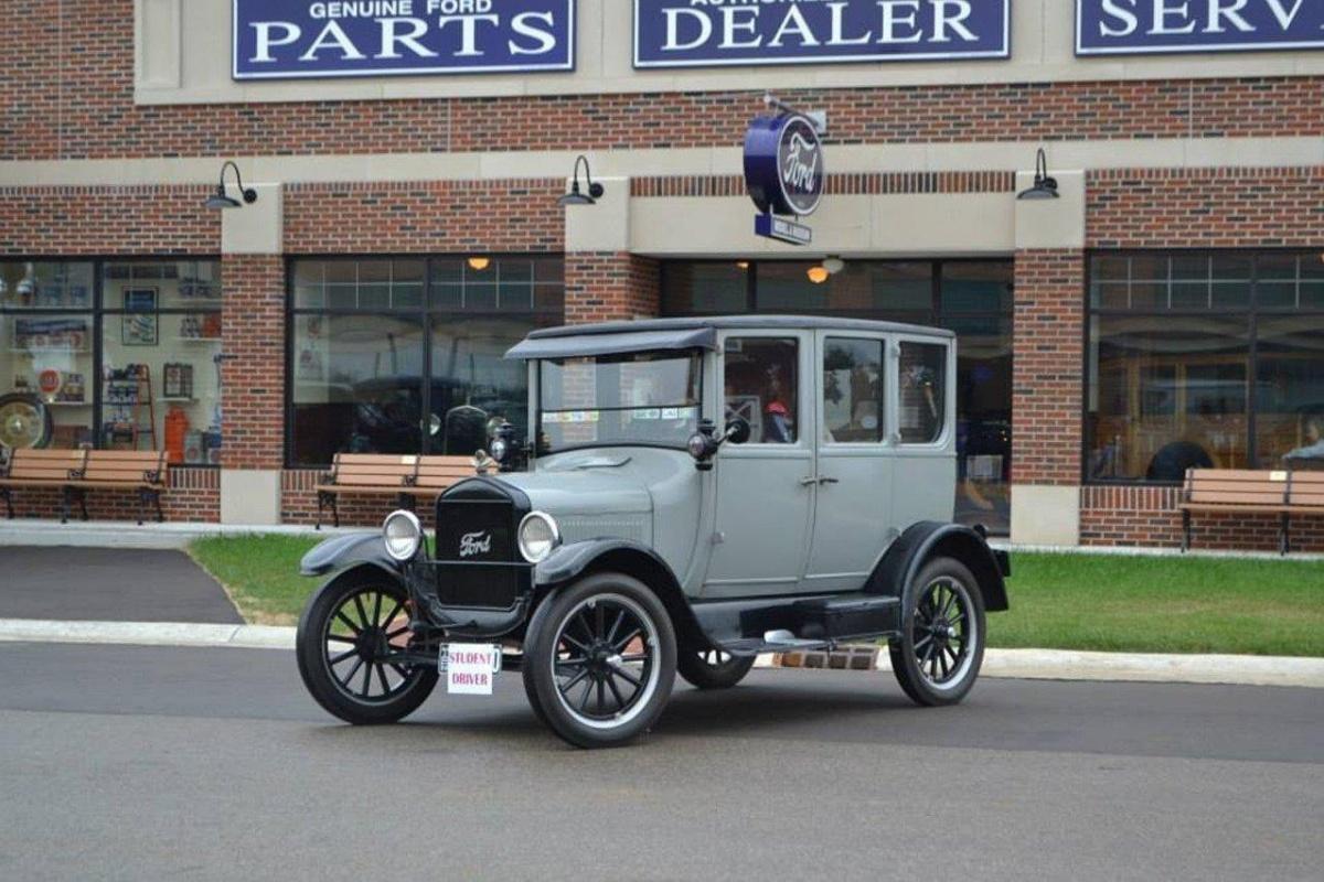 Ford Model T Gilmore Car Museum