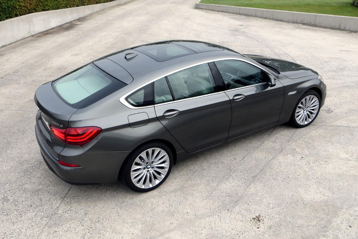 Bmw 520d Gt Test Auto55 Be Tests