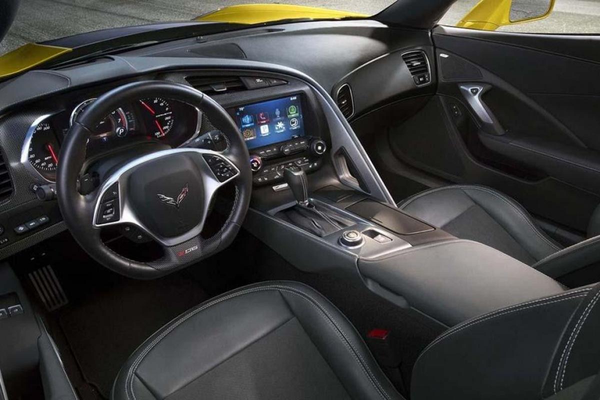 Corvette C7 Stingray Z06