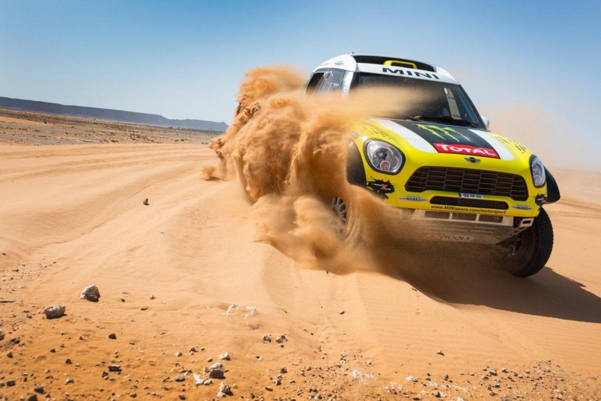 Mini Dakar 2014