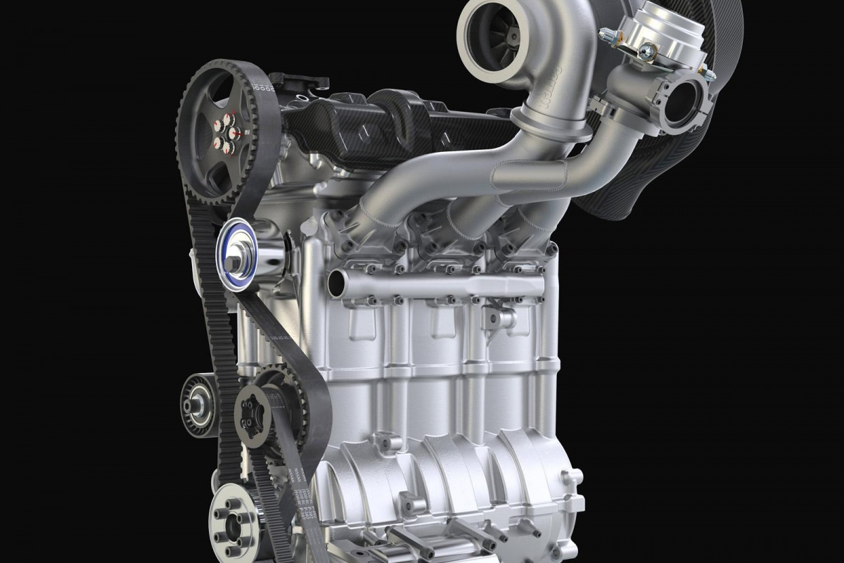 Nissan ZEOD RC 1.5l
