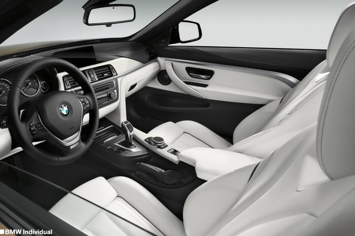 BMW 4 Series Individual