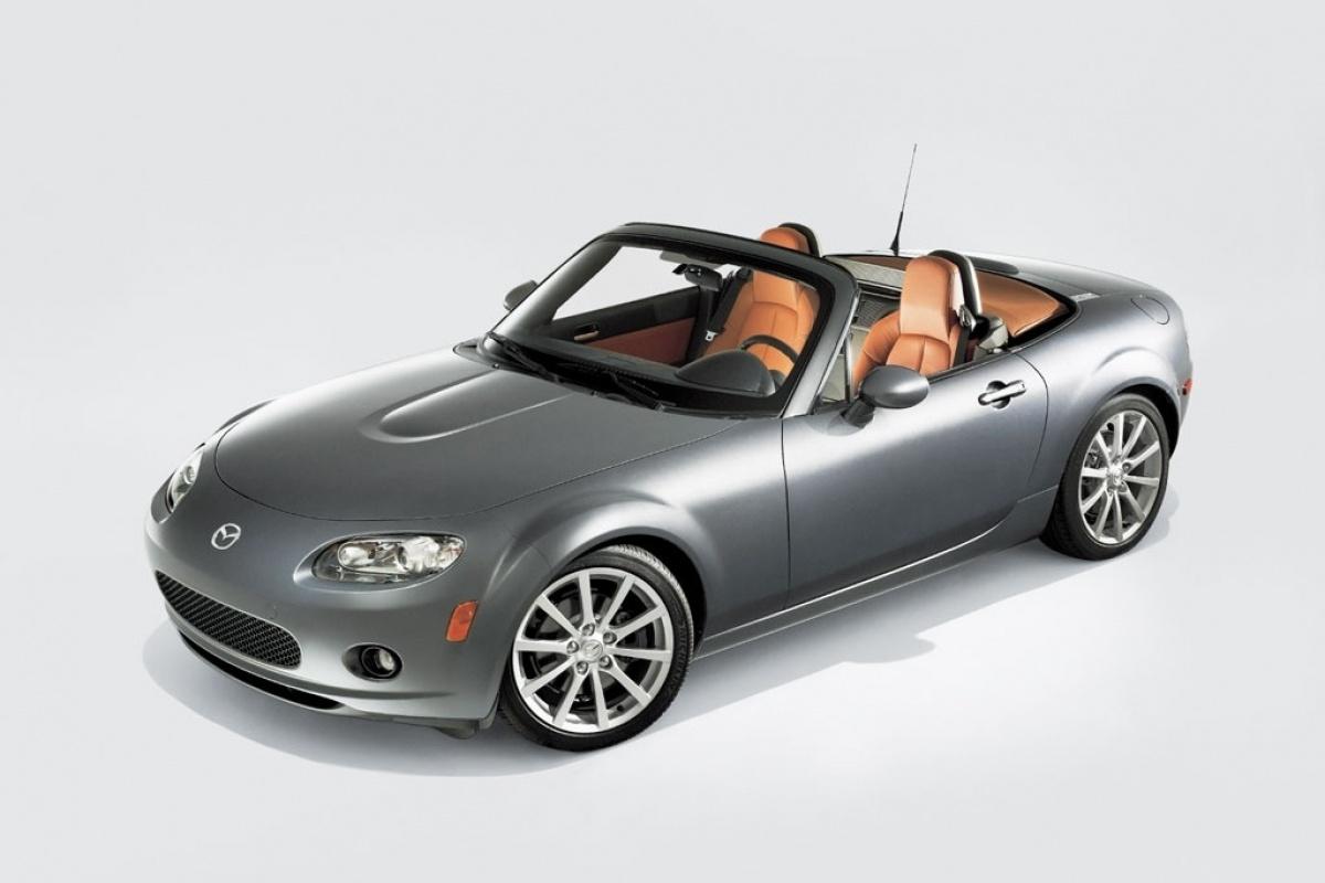 Mazda >> Mazda MX-5 NC | Auto55.be