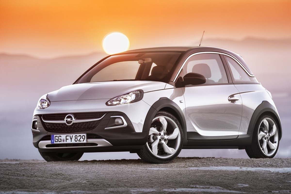 opel adam rocks heeft een prijs nieuws. Black Bedroom Furniture Sets. Home Design Ideas