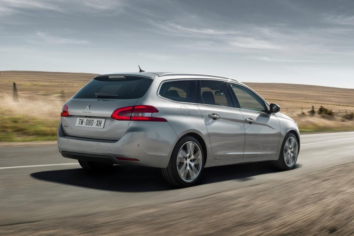 Peugeot Lost Eerste Info Nieuwe 308 Sw Auto55 Be Nieuws