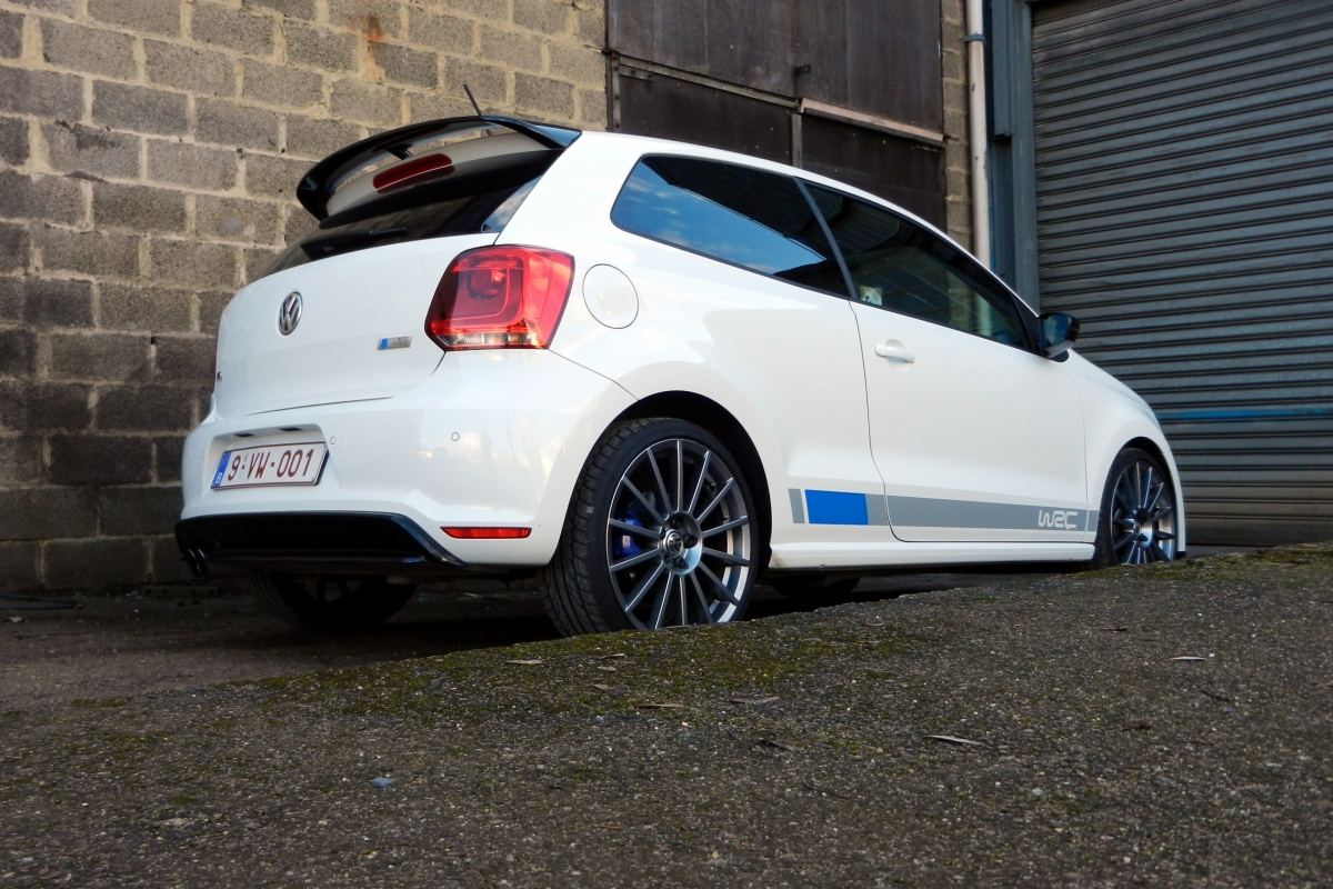 Vw Polo R Wrc Street Test Auto55 Be Tests