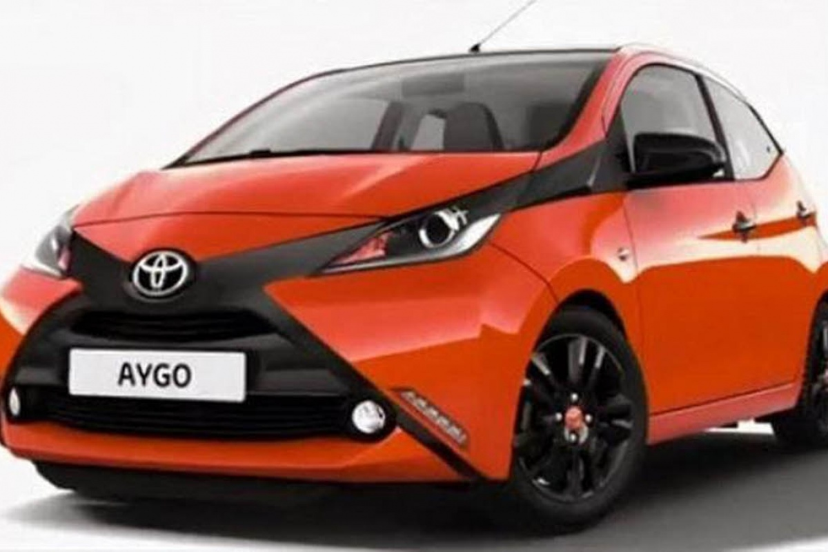 nieuwe toyota aygo heeft de x factor nieuws. Black Bedroom Furniture Sets. Home Design Ideas
