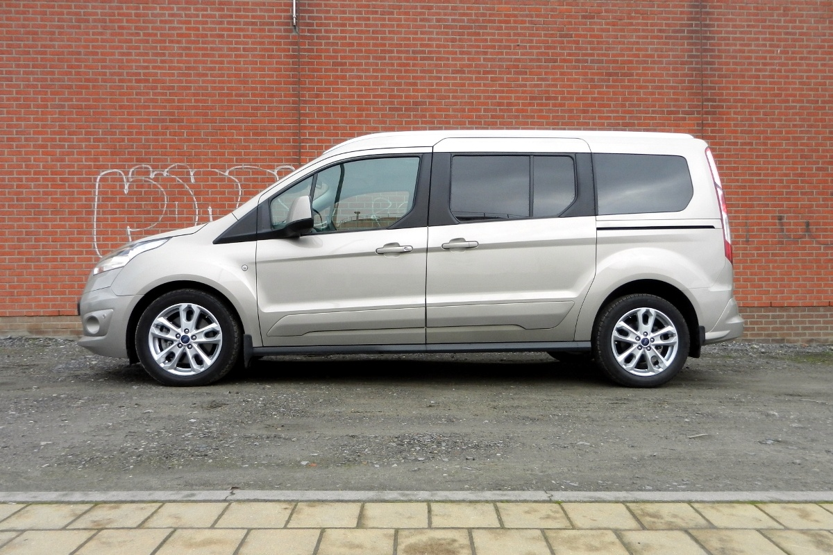 Test Ford Grand Tourneo Connect 1 6 Tdci Auto55 Be Tests
