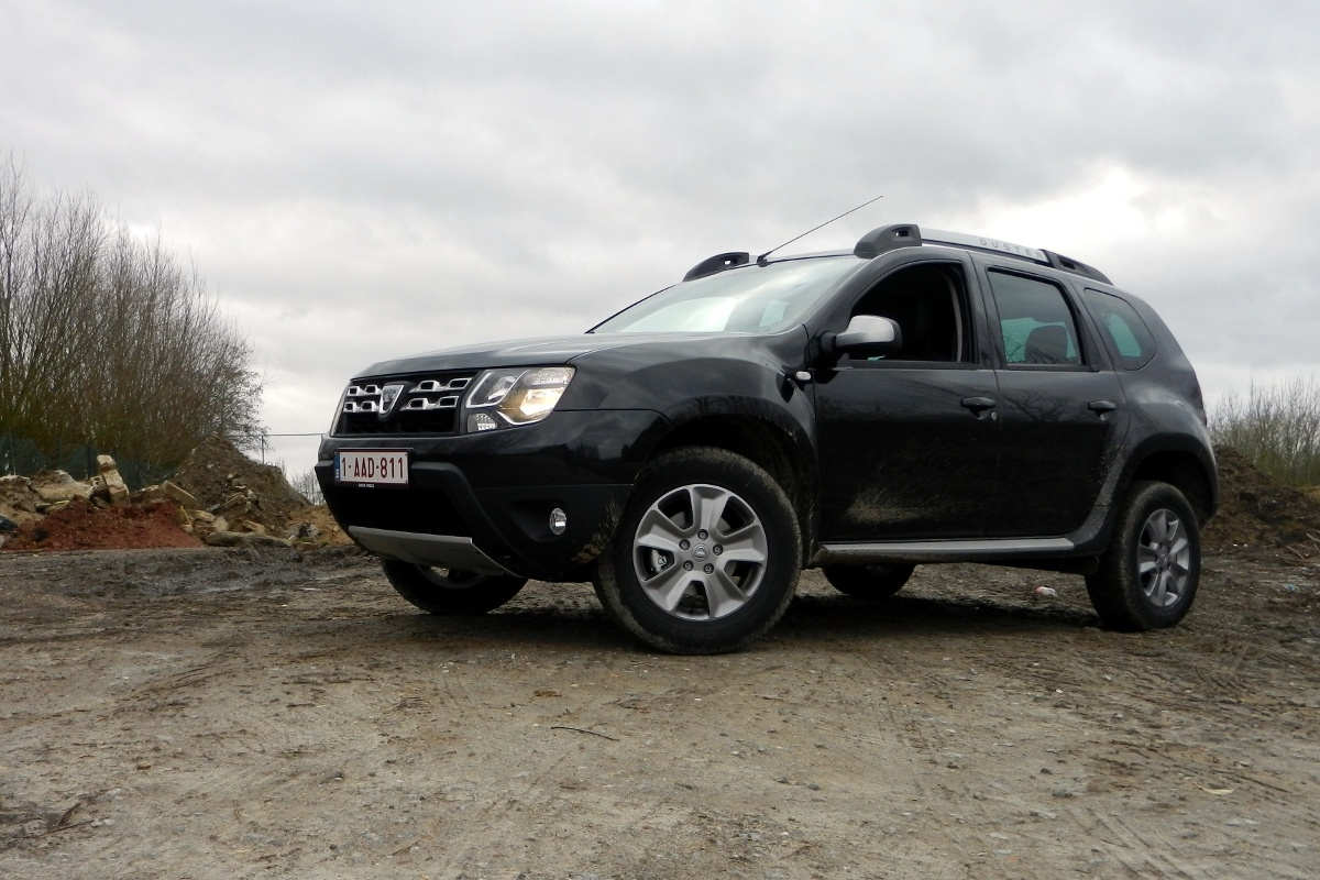 dacia duster 1 2 tce 125 4x2 test tests. Black Bedroom Furniture Sets. Home Design Ideas